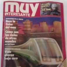 Coleccionismo de Revista Muy Interesante: MUY INTERESANTE. Lote 19543705