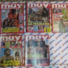 Coleccionismo de Revista Muy Interesante: REVISTA MUY INTERESANTE. OFERTA.. Lote 20300326