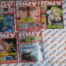 Coleccionismo de Revista Muy Interesante: REVISTA MUY INTERESANTE.. Lote 20300359