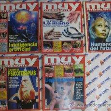 Coleccionismo de Revista Muy Interesante: REVISTA MUY INTERESANTE. Lote 20300421