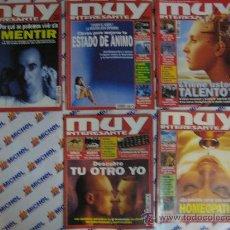 Coleccionismo de Revista Muy Interesante: REVISTA MUY INTERESANTE. Lote 20300436