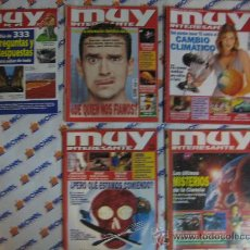 Coleccionismo de Revista Muy Interesante: REVISTA MUY INTERESANTE. Lote 20300473