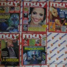 Coleccionismo de Revista Muy Interesante: REVISTA MUY INTERESANTE. Lote 20300496