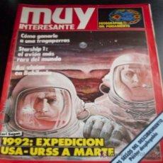 Coleccionismo de Revista Muy Interesante: MUY INTERESANTE - REVISTA - Nº 65 - OCTUBRE 1986 . Lote 24669741