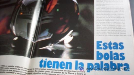 Coleccionismo de Revista Muy Interesante: MUY INTERESANTE - REVISTA - Nº 65 - Octubre 1986 - Foto 10 - 24669741
