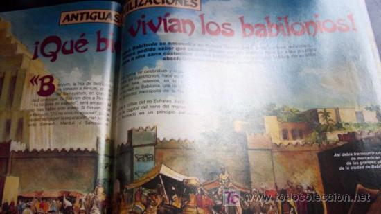 Coleccionismo de Revista Muy Interesante: MUY INTERESANTE - REVISTA - Nº 65 - Octubre 1986 - Foto 14 - 24669741
