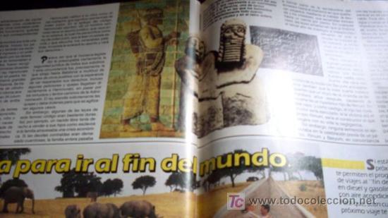 Coleccionismo de Revista Muy Interesante: MUY INTERESANTE - REVISTA - Nº 65 - Octubre 1986 - Foto 15 - 24669741