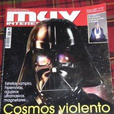 Coleccionismo de Revista Muy Interesante: MUY INTERESANTE Nº 341 OCTUBRE 2009 - GEMELOS - COSMOS - RELIGION . Lote 22559630
