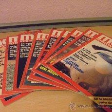 Coleccionismo de Revista Muy Interesante: MUY INTERESANTE - LOTE 8 REVISTAS 1.982. Lote 23896437