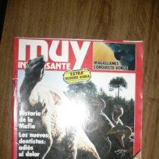 Coleccionismo de Revista Muy Interesante: REVISTA MUY INTERESANTE NÚM. 113 OCTUBRE 1990. Lote 27081713
