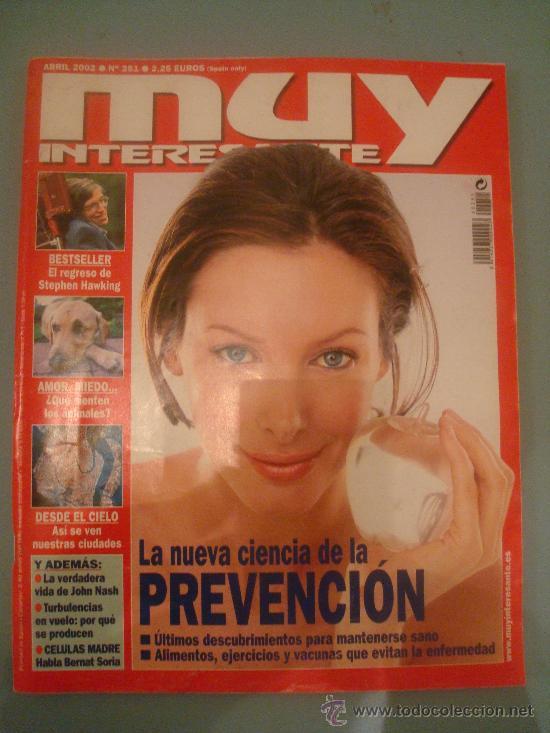 REVISTA MUY INTERESANTE Nº 251 (04-2002) (Coleccionismo - Revistas y Periódicos Modernos (a partir de 1.940) - Revista Muy Interesante)