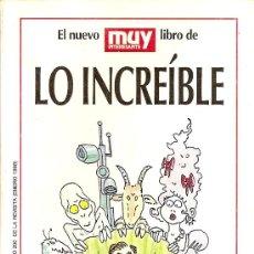 Coleccionismo de Revista Muy Interesante: MUY INTERESANTE ,LIBRO. Lote 26194562
