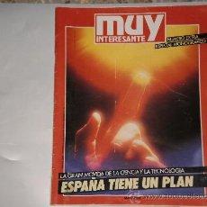 Coleccionismo de Revista Muy Interesante: REVISTA MUY INTERESANTE NUMERO EXTRA ESPECIAL MONOGRAFICO , DEL Nº 84 . MAYO 1998 . . Lote 29393475