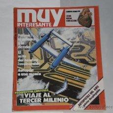 Coleccionismo de Revista Muy Interesante: REVISTA MUY INTERESANTE NUMERO 72 , MAYO DE 1987 . . Lote 29408339