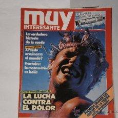 Coleccionismo de Revista Muy Interesante: REVISTA MUY INTERESANTE NUMERO 78 , NOVIEMBRE DE 1987 . . Lote 29408692
