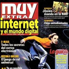 Collectionnisme de Magazine Muy Interesante: MUY INTERESANTE EXTRA INTERNET Y MUNDO DIGITAL. Lote 29577587