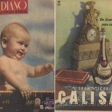 Coleccionismo de Revista Muy Interesante: MERIDIANO (ENERO DE 1952). Lote 30139732
