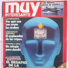 Coleccionismo de Revista Muy Interesante: MUY INTERESANTE. NÚMERO 114. NOVIEMBRE. 1990. Lote 30173368