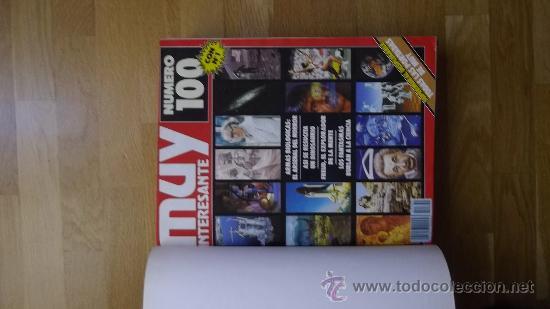 Coleccionismo de Revista Muy Interesante: lujosa encuadernacion de la revista muy interesante - Foto 2 - 30798720