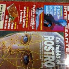Coleccionismo de Revista Muy Interesante: REVISTA MUY INTERESANTE 180 MAYO DE 1996. Lote 30988445