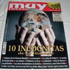 Coleccionismo de Revista Muy Interesante: REVISTA MUY INTERESANTE DICIEMBRE 2005. Lote 31686756