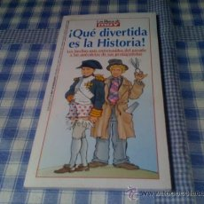 Coleccionismo de Revista Muy Interesante: LOS LIBROS DE 'MUY INTERESANTE' SUPLEMENTO DE LA REVISTA EN . Lote 33264552