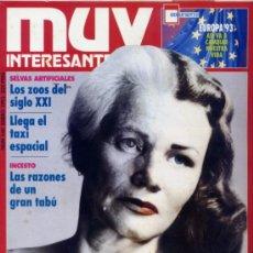 Coleccionismo de Revista Muy Interesante: REVISTA MUY INTERESANTE. NUMERO 140. Lote 33325589