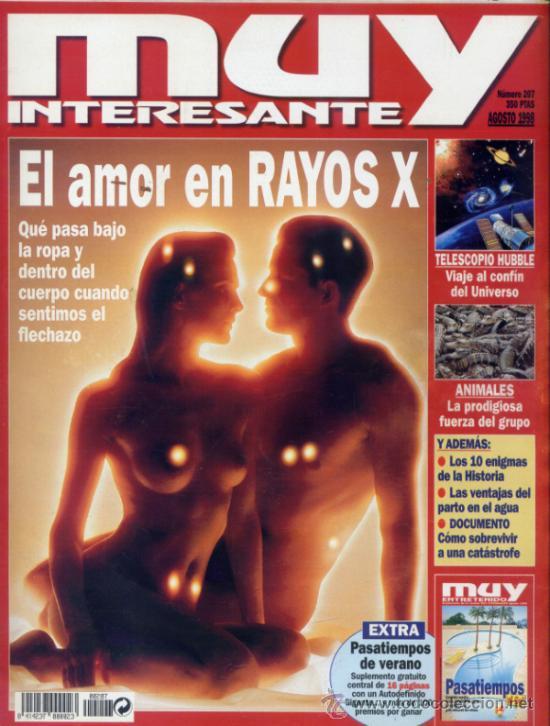 REVISTA MUY INTERESANTE. NUMERO 207 (Coleccionismo - Revistas y Periódicos Modernos (a partir de 1.940) - Revista Muy Interesante)