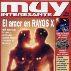 Coleccionismo de Revista Muy Interesante: REVISTA MUY INTERESANTE. NUMERO 207. Lote 33325591
