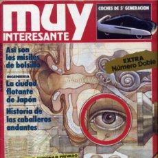 Coleccionismo de Revista Muy Interesante: REVISTA MUY INTERESANTE. NUMERO 89. Lote 33325593