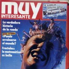 Coleccionismo de Revista Muy Interesante: REVISTA MUY INTERESANTE. NUMERO 78. Lote 33325622