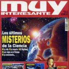 Coleccionismo de Revista Muy Interesante: REVISTA MUY INTERESANTE. NUMERO 197. Lote 33325695