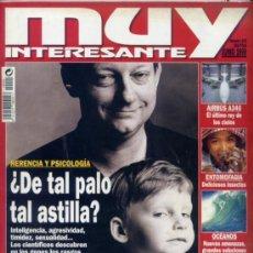 Coleccionismo de Revista Muy Interesante: REVISTA MUY INTERESANTE. NUMERO 205. Lote 33325700