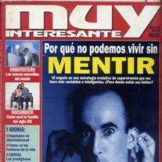 Coleccionismo de Revista Muy Interesante: REVISTA MUY INTERESANTE. NUMERO 206. Lote 33325701
