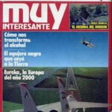 Coleccionismo de Revista Muy Interesante: REVISTA MUY INTERESANTE. NUMERO 64. Lote 33325708