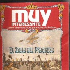 Collectionnisme de Magazine Muy Interesante: MUY INTERESANTE 125. Lote 33478451