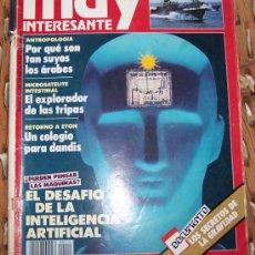 Coleccionismo de Revista Muy Interesante: MUY INTERESANTE Nº 114 - NOVIEMBRE 1990. Lote 34020425