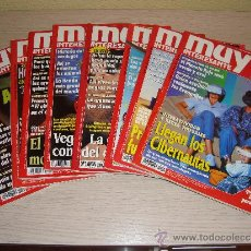 Coleccionismo de Revista Muy Interesante: REVISTA MUY INTERESANTE Nº 160 - AÑO 1994. Lote 34899044