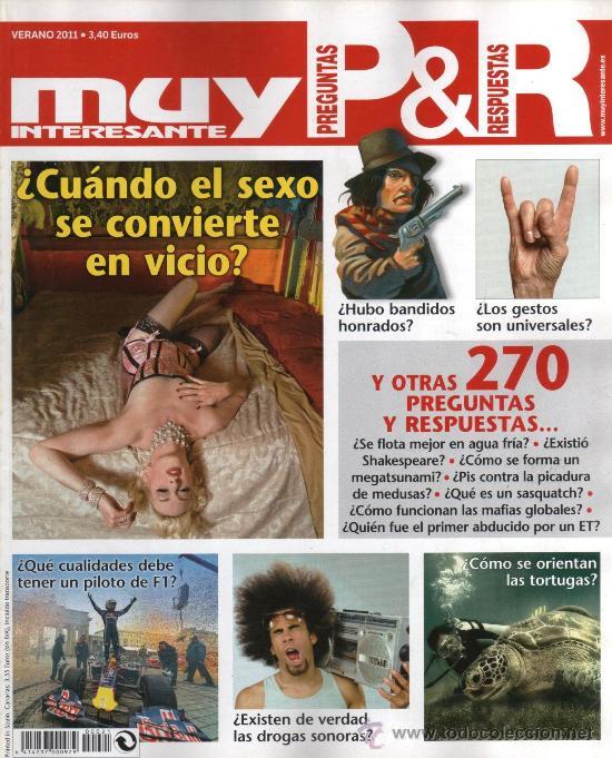 MUY INTERESANTE PREGUNTAS & RESPUESTAS N. 21 VERANO 2011 (NUEVA) (Coleccionismo - Revistas y Periódicos Modernos (a partir de 1.940) - Revista Muy Interesante)