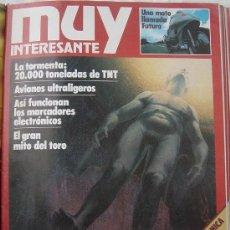 Coleccionismo de Revista Muy Interesante: REVISTA MUY INTERESANTE Nº 16 ORIGINAL. Lote 37415325