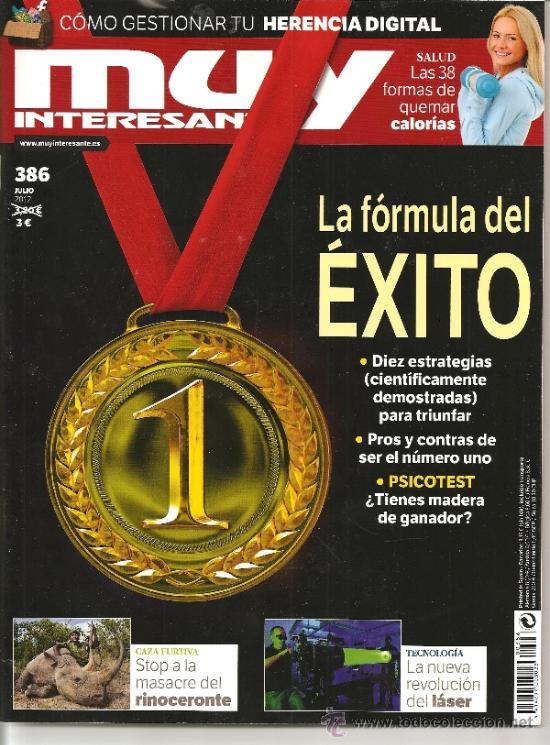 MUY INTERESANTE Nº 386 DE JULIO 2013 (30% DTO.) (Coleccionismo - Revistas y Periódicos Modernos (a partir de 1.940) - Revista Muy Interesante)