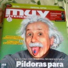 Coleccionismo de Revista Muy Interesante: MUY INTERESANTE ABRIL 2011. Nº 359. B6R. Lote 38900361