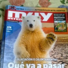 Coleccionismo de Revista Muy Interesante: MUY INTERESANTE NOVIEMBRE 2012. B6R. Lote 38900435
