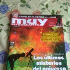 Coleccionismo de Revista Muy Interesante: MUY INTERESANTE ENERO 2012. B6R. Lote 38900492