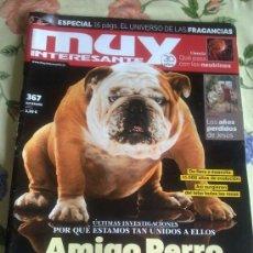 Coleccionismo de Revista Muy Interesante: MUY INTERESANTE DICIEMBRE 2011. Nº 367. B6R. Lote 38900511