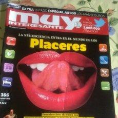 Coleccionismo de Revista Muy Interesante: MUY INTERESANTE NOVIEMBRE 2011. Nº 366.- B6R. Lote 38900525