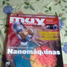Coleccionismo de Revista Muy Interesante: MUY INTERESANTE OCTUBRE 2011. Nº 365. B6R. Lote 38900565