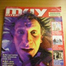 Coleccionismo de Revista Muy Interesante: MUY INTERESANTE Nº 347 (4/2010): HIPOCONDRIA / ASTRONOMÍA-SUPERSTICIÓN / NARVALES / DEPORTE-POLÍTICA. Lote 39077804