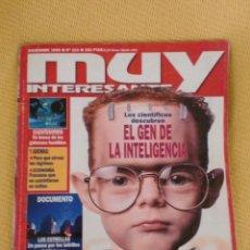 Coleccionismo de Revista Muy Interesante: REVISTA MUY INTERESANTE - Nº 223 - DICIEMBRE 1999. Lote 39155405