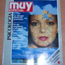 Coleccionismo de Revista Muy Interesante: REVISTA MUY INTERESANTE - MUY ESPECIAL NUMERO 11 - ESPECIAL PSICOLOGIA - OTOÑO 1992. Lote 39328968